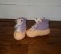 Chaussons en laine pour bébé basket 3/6 mois