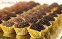 Truffas au chocolat brésilien brigadeiros