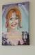 Portrait de l'actrice clémentine célarié (tableau : peinture à l'huile sur toile)