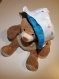 Chapeau bob réversible pour garçon taille 3 mois. plusieurs tailles disponibles