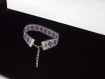 Bracelet miyuki avec forme geométrique