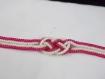 Bracelet noeud celtique