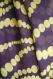 Tour de cou femme marron, écharpe infinie marron jaune, tour de cou tissu, écharpe ronde femme, écharpe femme, tour de cou chiffon