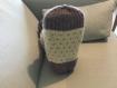 Vendue grande chaussette de plâtre, large chaussette,   chaussette pour pied cassé.  cast sock, cast cover. cast warmer.