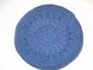Béret pour femme en laine baby alpaga et soie
