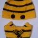 Ensemble accessoires abeille