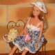Tenue maternité barbie