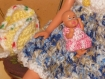 Tenue maternité barbie