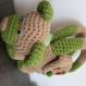 Petit sac ourson au crochet