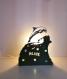 Lampe dauphin artisanale personnalisable