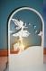 Lampe décorative fée fleur de pissenlit