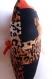 Coussin-bijoux-boutons  patchwork 40x40 modèle leontice