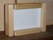 Kit cadre photo modulable 10x15 bois naturel