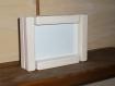 Kit cadre photo modulable 10x15 bois blanc