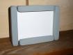 Kit cadre photo modulable 10x15 bois gris chalet montagne/campagne