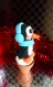 Déco de noël à poser pingouin