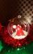 Suspension de noël mr bonnet rouge