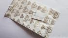 Swarovski pendentif cristal twist gris / argent 925