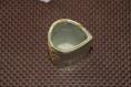 Vase en céramique cuisson raku