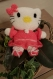 Hello kitty au crochet
