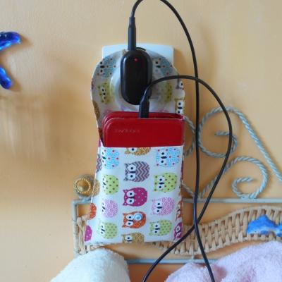 étui chargeur pour téléphone portable