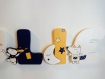 Lettres décoratives pour prénom enfant theme hello