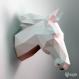 Projet diy papercraft: cheval
