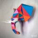 Projet diy papercraft: Éléphant