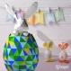 Projet diy papercraft: oeuf / lapin de pâques