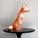 Projet diy papercraft: sculpture de renard ii