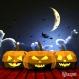 Projet diy papercraft: citrouilles d'halloween