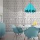 Projet diy papercraft: abat-jour origami i