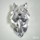 Projet diy papercraft: wolf
