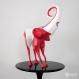 Projet diy papercraft: sculpture de pachi, l´étrange éléphant