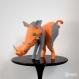 Projet diy papercraft: sculpture de thor, l'étrange phacochère