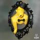 Projet diy papercraft: trophée de gorille amusant