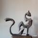 Projet diy papercraft: sculpture de chat Égyptien