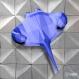 Projet diy papercraft: sculpture de raie manta