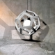 Projet diy papercraft: abat-jour hexa