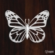 Projet diy papercraft: papillons