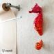 Kit papercraft hippocampe