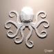 Projet diy papercraft: pieuvre