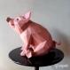 Kit papercraft petit cochon
