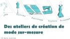 Cours de couture et création de mode accessible à toutes !! - à paris 11e