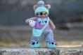 Chat crochet amigurumi animal peluche crochet cadeau naissance doudou ours tricot poupée crochet cadeau anniversaire doux ours fait main