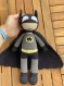 Batman au crochet