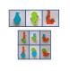 Magnets animaux chimères - lot de 3 magnets - un puzzle éducatif en bois simple et ludique.