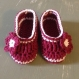 Bébés ballerines - crochet