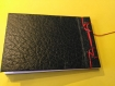 Carnet japonais 6 x 9 cm à couverture rigide (skivertex)手帳