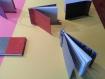 Carnet japonais 6 x 10 cm à couverture souple (skivertex) 手帳